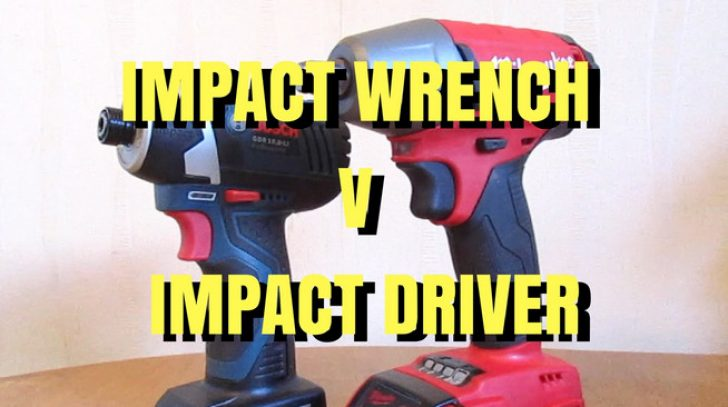 Permalink to Impact Driver Vs Impact Wrench Reviews