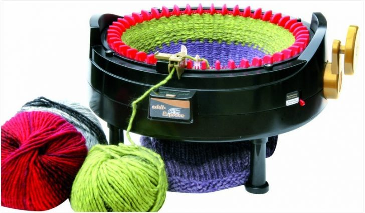 Permalink to Addi Knitting Machine Super Large