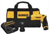 dewalt power screwdriver home depot