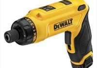 dewalt power screwdriver set
