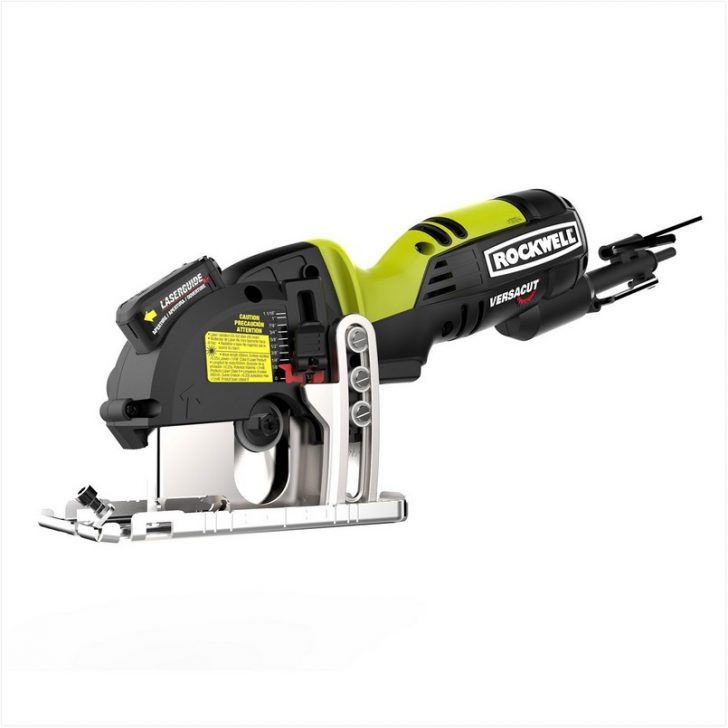 Permalink to Rockwell Ultra Compact Small Circular Saw